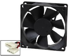 EVERCOOL EC8025M12SA  8Cm Fan - 4 Pin